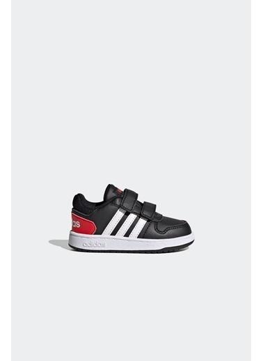 adidas Adidas Erkek Bebek Günlük Spor Ayakkabı Hoops 2.0 Cmf I Fy9444 Siyah